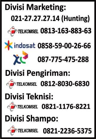 Daftar Nomor Telepon Marketing Istana Teknik