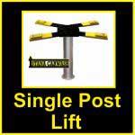 single-post-lift