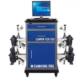 Spooring Mobil Samhong-Carper-CCD-525