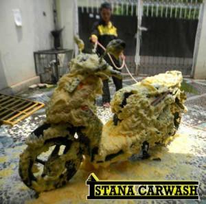 shampo salju orange
