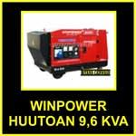 Genset-HONDA-Winpower-Huutoan-9,6-KVA