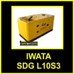 Genset-IWATA-SDG-L10S3