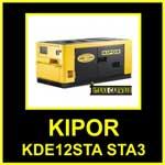 Genset-KIPOR-KDE12STA-STA3