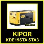 Genset-KIPOR-KDE19STA-STA3