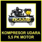 Kompresor-Udara-IKAME-5,5-PK-Motor