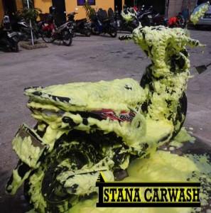 shampo salju kuning