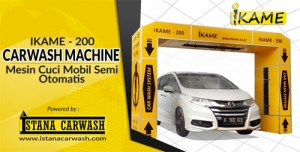 Semi-Automatic-Carwash
