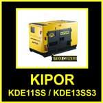 Genset-KIPOR-KDE11SS-KDE13SS3