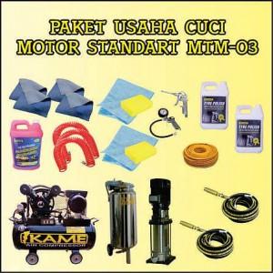 paket cucian motor standart mtm-03