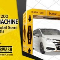 Cuci Mobil Semi Otomatis