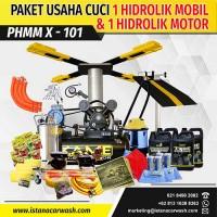 paket-usaha-cuci-mobil-phmm-x-101